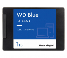 "Dysk SSD WD 1TB 2,5"" SATA SSD Blue"