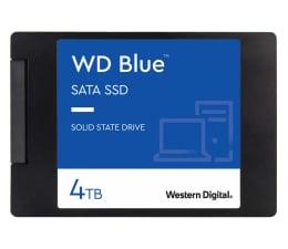 "Dysk SSD WD 4TB 2,5"" SATA SSD Blue"