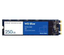 Dysk SSD WD 250GB M.2 SATA SSD Blue