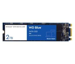 Dysk SSD WD 2TB M.2 SATA SSD Blue