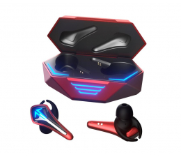 Słuchawki bezprzewodowe Saramonic GamesMonic SR-BH60 Czerwone