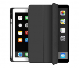 Etui na tablet Tech-Protect SmartCase Pen do iPad (8. generacji) black