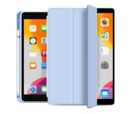 Etui na tablet Tech-Protect SmartCase Pen do iPad (8. generacji) sky blue