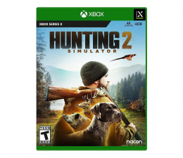 Gra na Xbox Series X Xbox Hunting Simulator 2