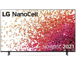"Telewizor 50"" - 54"" LG 50NANO753PA"