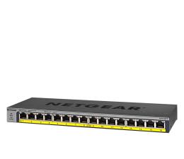 Switch Netgear 16p GS116PP-100EUS (16x10/100/1000Mbit) PoE+