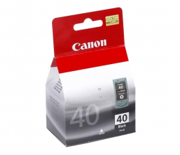 Tusz do drukarki Canon PG-40 black 16ml