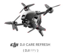 Ubezpieczenie drona DJI Care Refresh do FPV (1 Rok)
