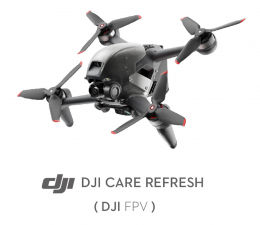 Ubezpieczenie drona DJI Care Refresh do FPV (2 Lata)