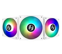 Wentylator do komputera Lian Li ST120 ARGB PWM White 3 pack 3x120mm