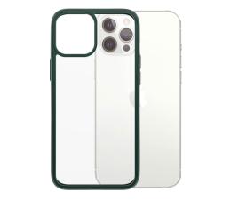 Etui / obudowa na smartfona PanzerGlass ClearCase do iPhone 12 Pro Max Racing Green