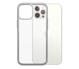 Etui / obudowa na smartfona PanzerGlass ClearCase do iPhone 12 Pro Max Satin Silver