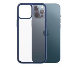 Etui / obudowa na smartfona PanzerGlass ClearCase do iPhone 12 Pro Max True Blue