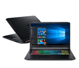 "Notebook / Laptop 17,3"" Acer Nitro 5 i7-10750H/16GB/512/W10X RTX3060 144Hz"