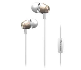 Słuchawki przewodowe Pioneer SE-QL2T Złote