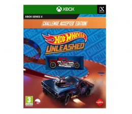 Gra na Xbox Series X | S Xbox Hot Wheels Unleashed - Challenge Accepted™ Edition