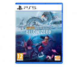 Gra na PlayStation 5 PlayStation Subnautica Below Zero