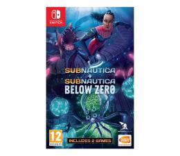 Gra na Switch Switch Subnautica + Subnautica Below Zero