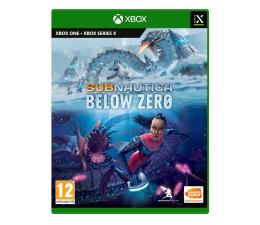 Gra na Xbox One Xbox Subnautica Below Zero