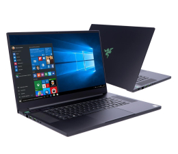 "Notebook / Laptop 17,3"" Razer Blade Pro 17 i7/32GB/1TB/Win10 RTX3080 360Hz"