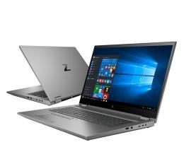"Notebook / Laptop 17,3"" HP ZBook Fury 17 G7 i7-10850H/16GB/512/Win10P T2000"