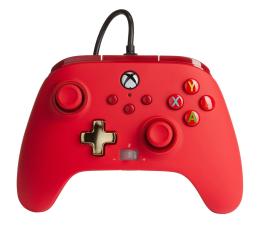 Pad PowerA XS Pad przewodowy Enhanced Czerwony