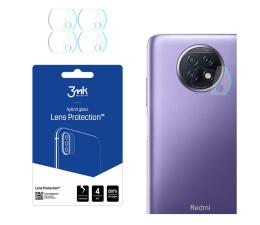 Folia / szkło na smartfon 3mk Lens Protection na Obiektyw Xiaomi Redmi Note 9T