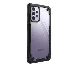 Etui / obudowa na smartfona Ringke Fusion X do Samsung Galaxy A72 czarny