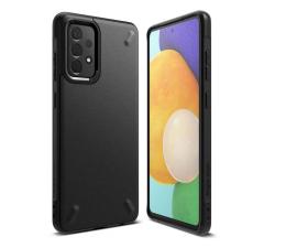 Etui / obudowa na smartfona Ringke Onyx do Samsung Galaxy A52 czarny