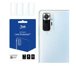 Folia / szkło na smartfon 3mk Lens Protection na Obiektyw do Redmi Note 10 Pro