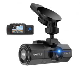 "Wideorejestrator Vantrue N2S QHD/2""/155"