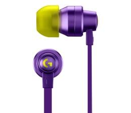 Słuchawki przewodowe Logitech G333 fioletowy