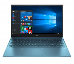 "Notebook / Laptop 15,6"" HP Pavilion 15 Ryzen 7-4700/16GB/512/Win10 Blue"