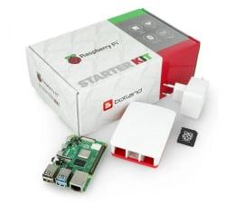 Nettop/Mini-PC Raspberry Pi Zestaw 4B WiFi 8GB RAM, 32GB, oficjalne akcesoria