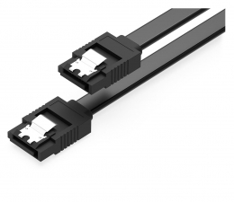 Kabel SATA KRUX 50 cm SATA 3.0 (czarny)