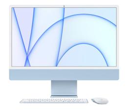 All-in-One Apple iMac 24 M1/8GB/256/MacOS Retina 4,5K Blue