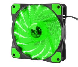 Wentylator do komputera Genesis Hydrion 120 Green 120mm