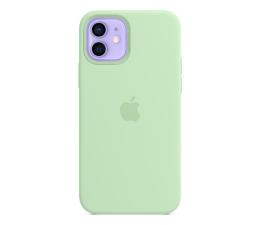 Etui / obudowa na smartfona Apple Silikonowe etui iPhone 12|12Pro pistacjowe