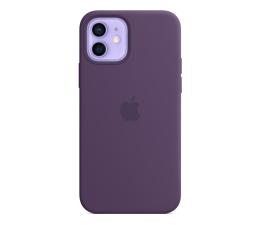 Etui / obudowa na smartfona Apple Silikonowe etui iPhone 12|12Pro ametyst