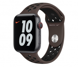 Pasek / bransoletka Apple Pasek Sportowy Nike do Apple Watch Iron / Black