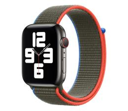 Pasek / bransoletka Apple Opaska Sportowa do Apple Watch oliwkowy