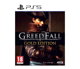 Gra na PlayStation 5 PlayStation GreedFall - Gold Edition
