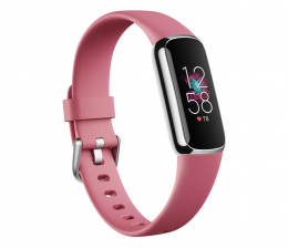 Smartband Fitbit Luxe różowy