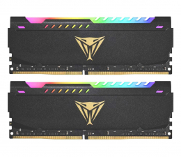 Pamięć RAM DDR4 Patriot 64GB (2x32GB) 3200MHz CL18 Viper Steel RGB