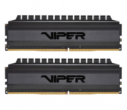 Pamięć RAM DDR4 Patriot 64GB (2x32GB) 3000MHz CL16 Viper Blackout