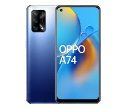 Smartfon / Telefon OPPO A74 4/128GB Midnight Blue