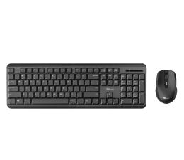Zestaw klawiatura i mysz Trust ODY Wireless Silent Keyboard and Mouse Set