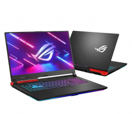 """Notebook / Laptop 17,3"""" ASUS ROG Strix G17 R9-5900HX/32GB/512 RTX3070 300Hz"""