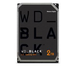 Dysk HDD WD BLACK 2TB 7200obr. 64MB CMR