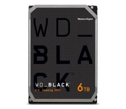 Dysk HDD WD BLACK 6TB 7200obr. 256MB CMR